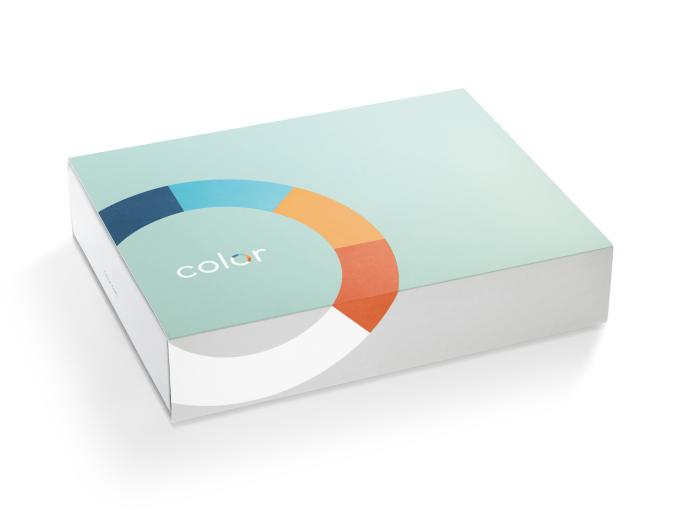 color kit sleeve