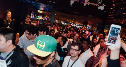 The Las Vegas strip's first legit esports arena just opened