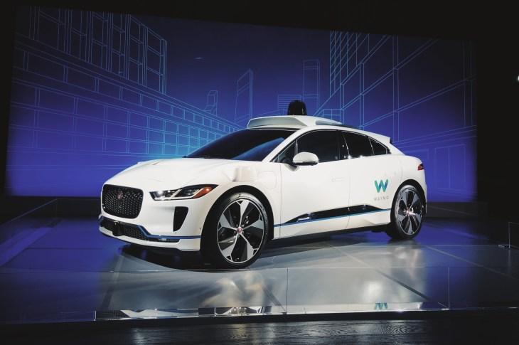 Waymo Teams Up With Jaguar To Intro A New Premium Self Driving Car