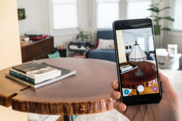 Wayfairs Android app now lets you shop for furniture using