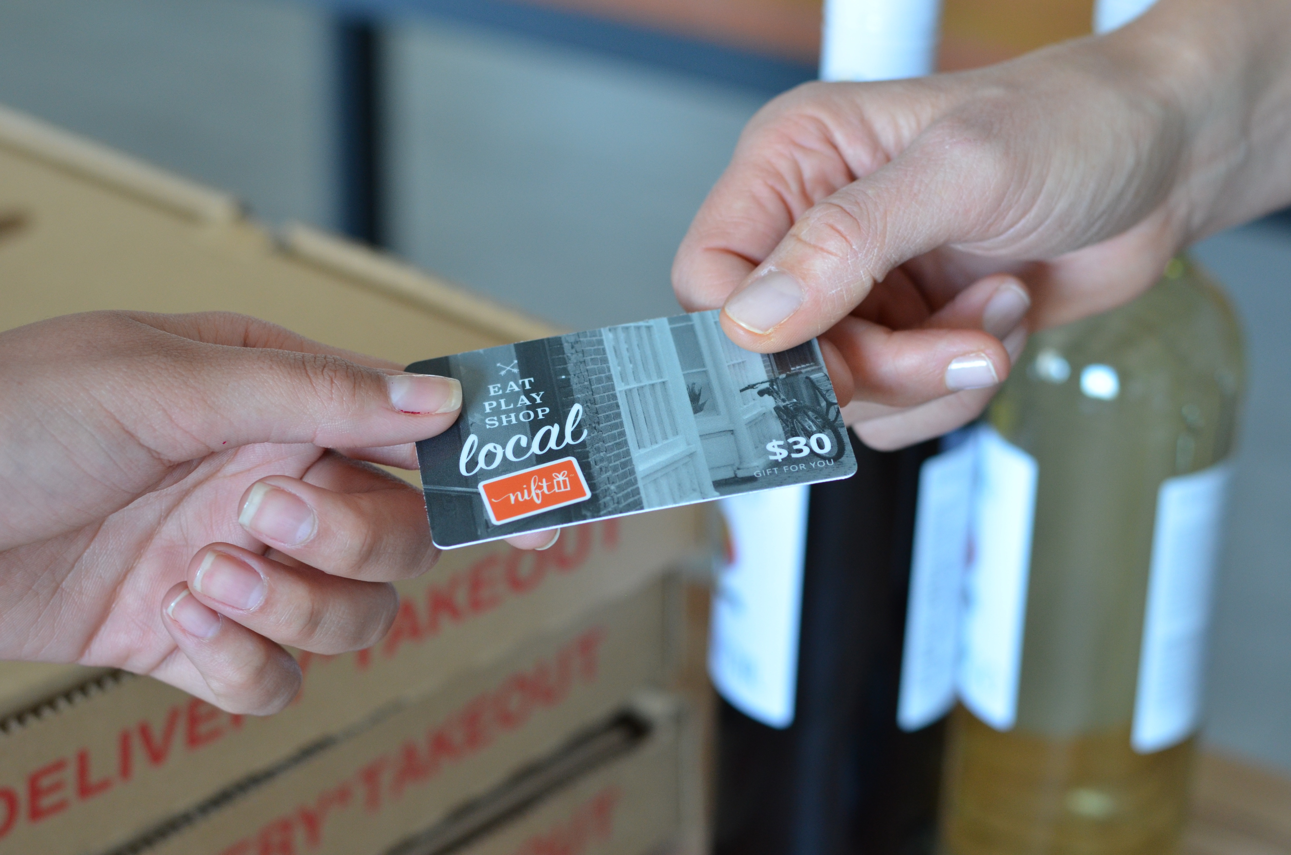Nift raises $16 5M for a new kind of gift card | TechCrunch