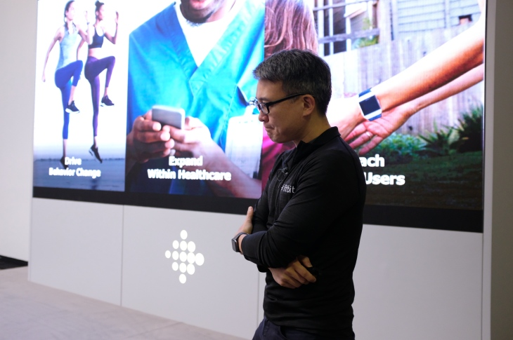 An interview with Fitbit CEO James Park | TechCrunch