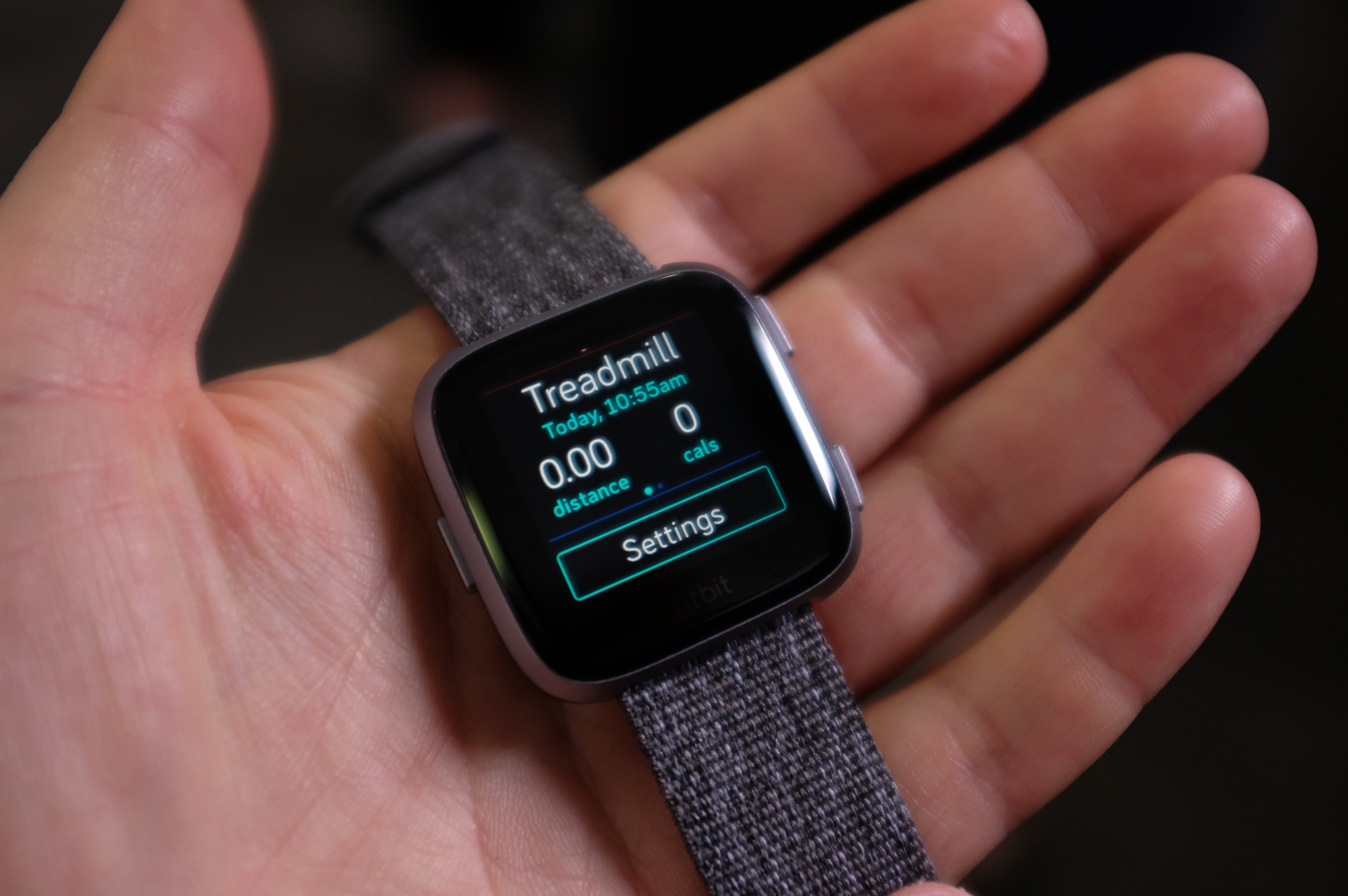 Fitbit's Versa is the smartwatch the Ionic should have been