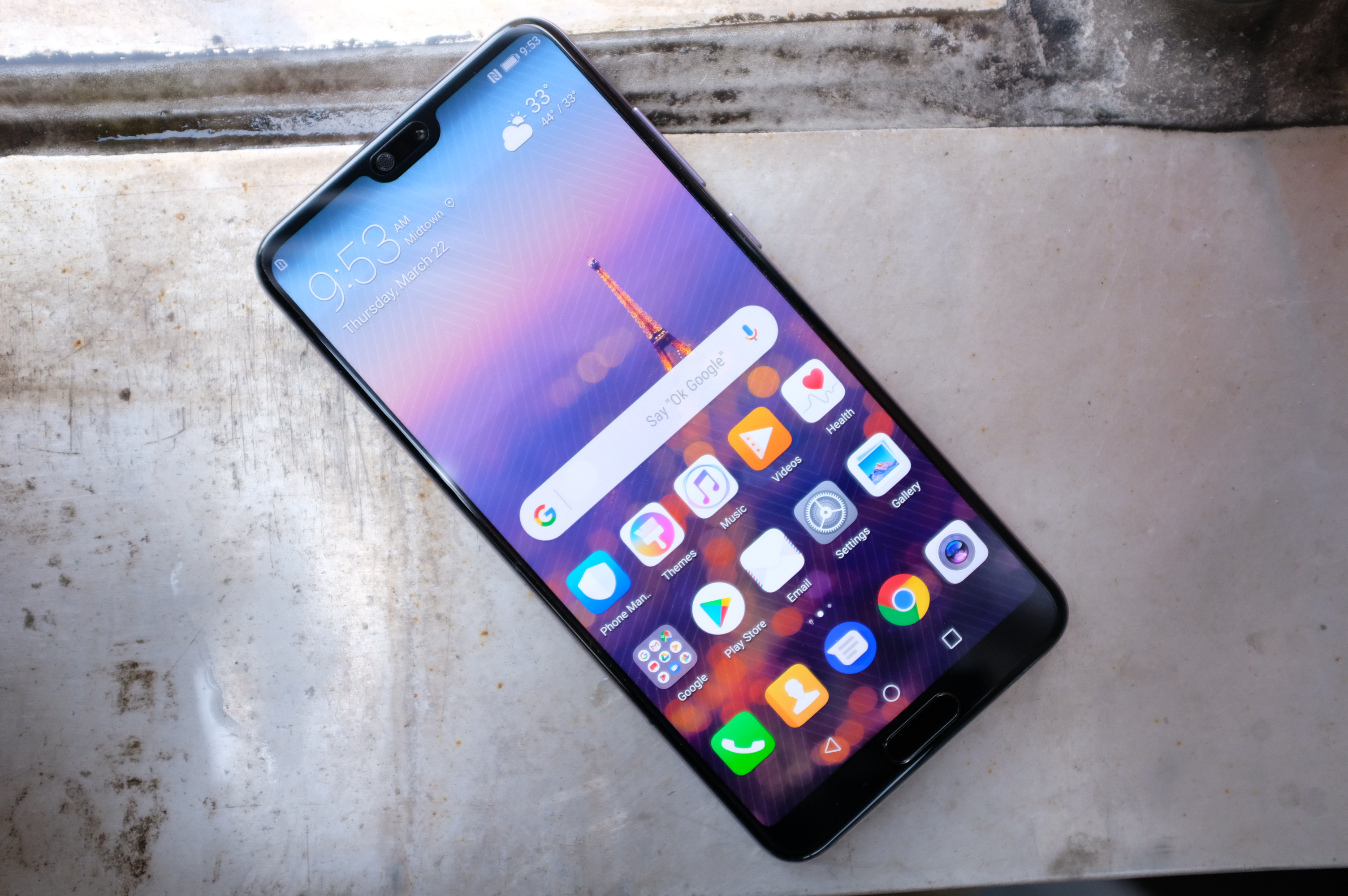 Huawei Set to be the First Smartphone to Embrace 512 GB ROM