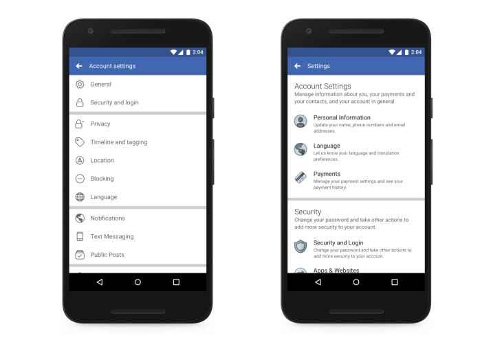 facebook makes its privacy data downloading and deletion settings