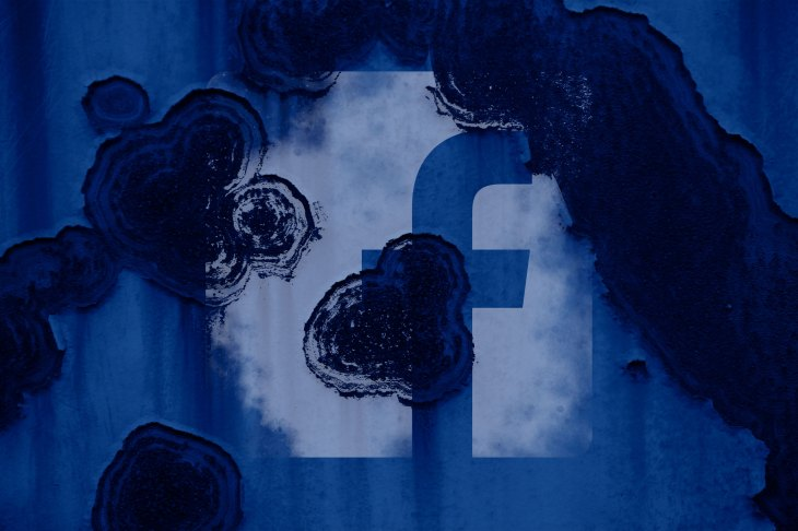 facebook corrosive corroded