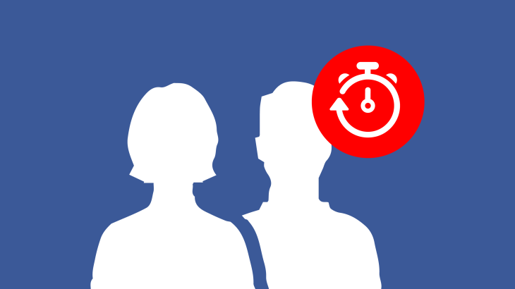 Facebook fights creeps and apathy with expiring friend