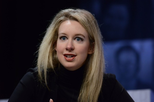 Elizabeth Holmes reportedly steps down at Theranos after criminal indictment gettyimages 491436282