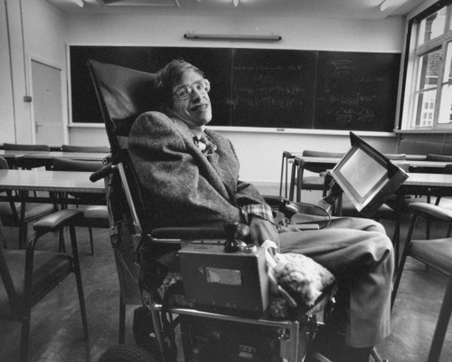Stephen Hawking has died at 76