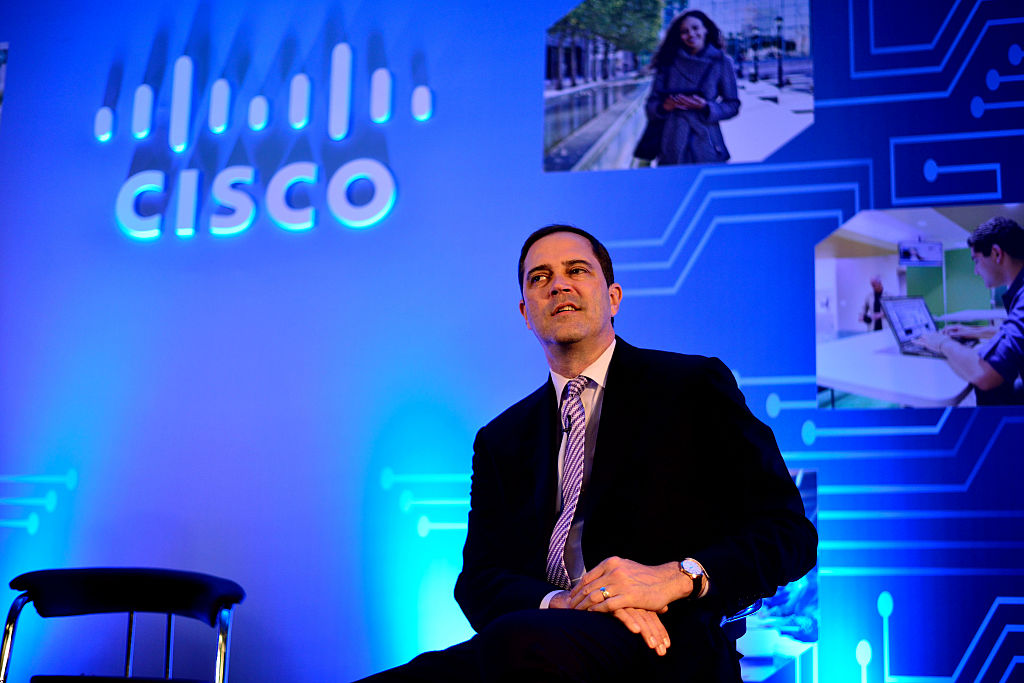 The Biggest 3 Holders Of Cisco Systems, Inc. (CSCO)