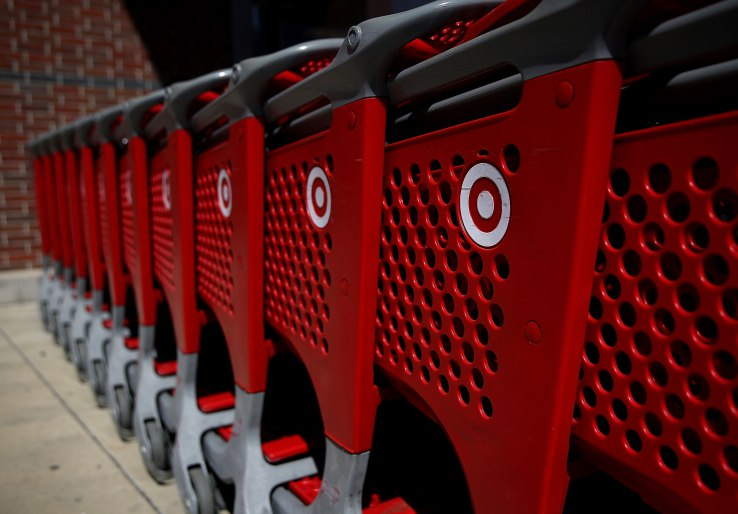 Target Expands Drive Up Curbside Delivery