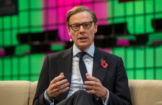 Cambridge Analytica CEO Andrew Nix has been suspended