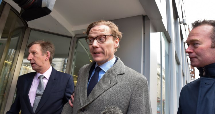 Cambridge Analytica's former boss gets 7-year ban on being a business director - techcrunch