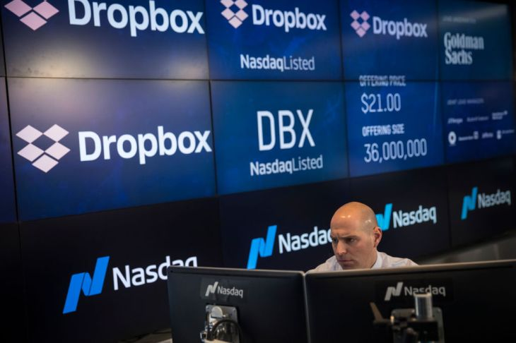 Dropbox And Box Were Never Competitors Techcrunch