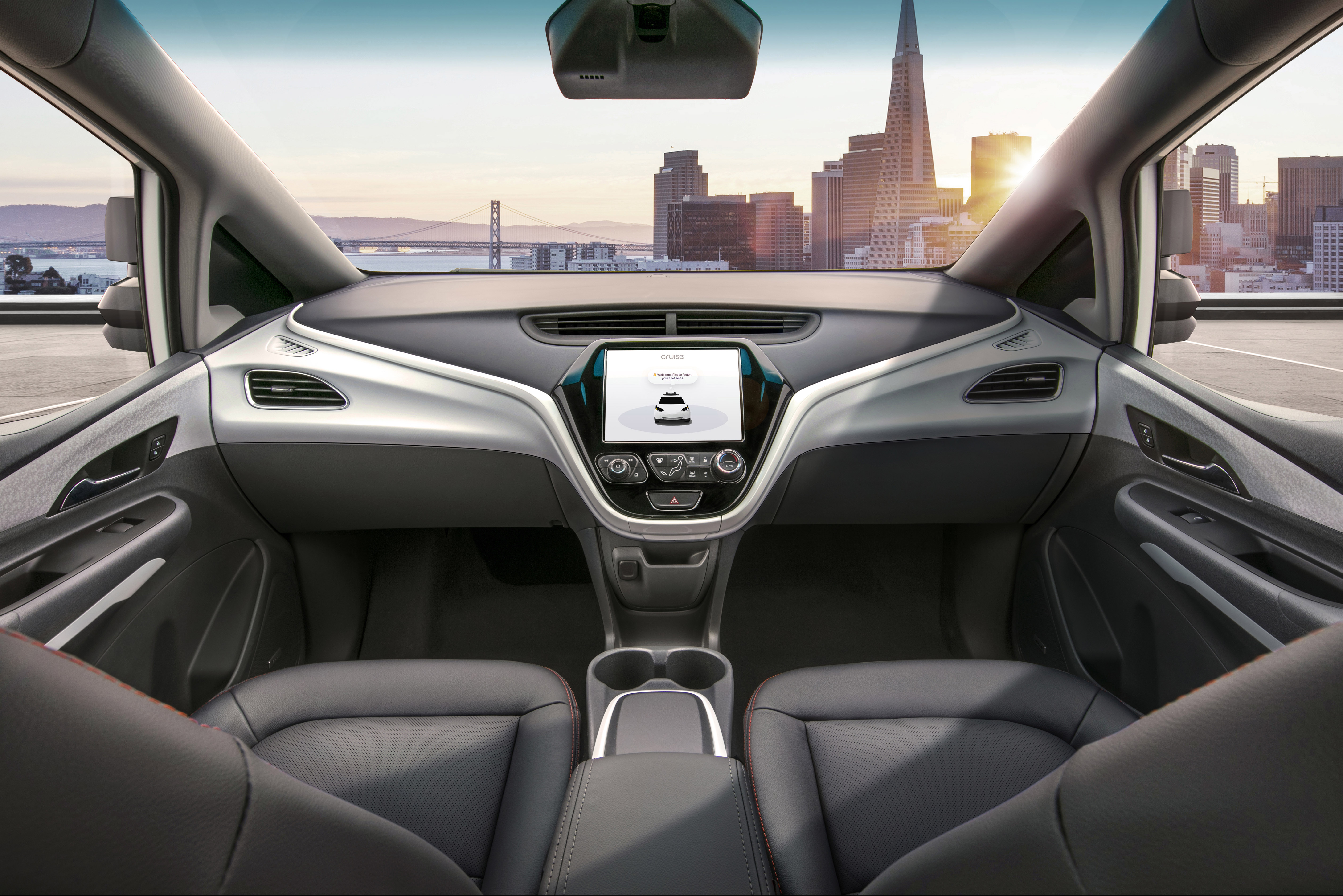 GM will build its production autonomous Cruise cars at Michigan assembly plant