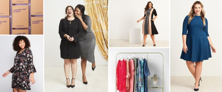 Gwynnie Bee is bringing subscription clothing rental to