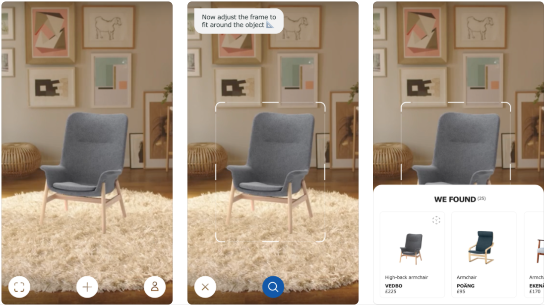 IKEA Place App Store