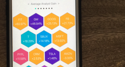 Shape is an app to help you learn how to invest the ethical