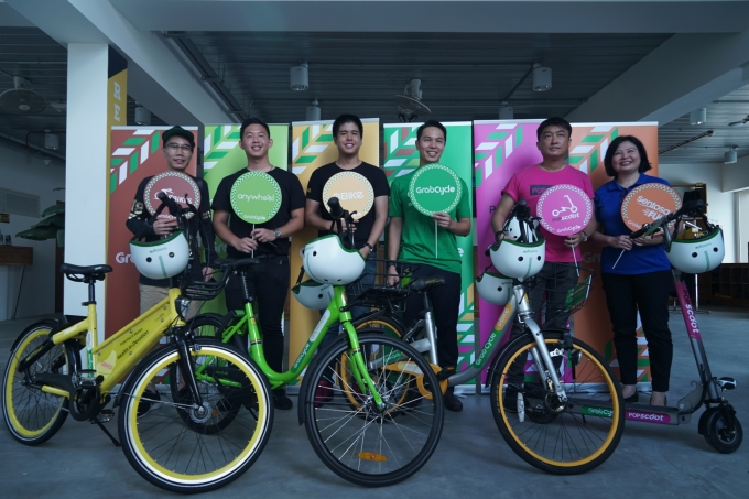Ride-hailing firm Grab launches new venture to back startups in Southeast Asia