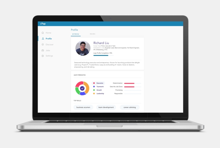 Leap.ai looks to instantly match job-seekers with employers with ...