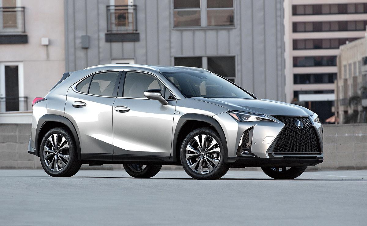 More Automakers Will Soon Offer Vehicles Through Subscription Services.  Lexus Today Announced Its Upcoming UX Crossover Would Be Available Through  One And ...