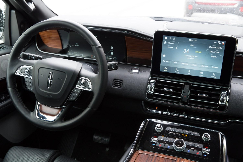 Review 2018 Lincoln Navigator Techcrunch