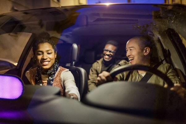 Lyft launches a driver rewards program
