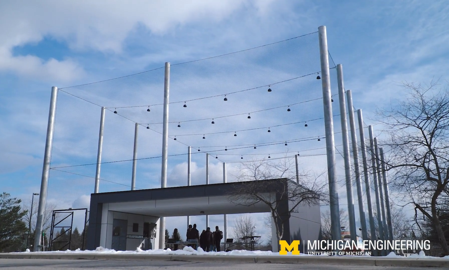 University of Michigan opens up its M-Air UAV testing