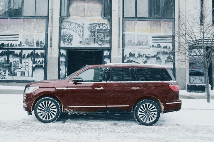 Review 2018 Lincoln Navigator Techcrunch