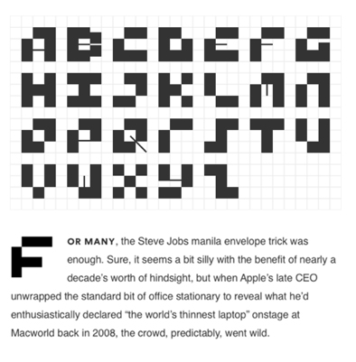 TechCrunch dropcaps