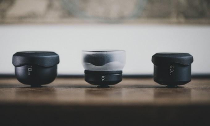 Moment lenses — the DSLR killer? | TechCrunch