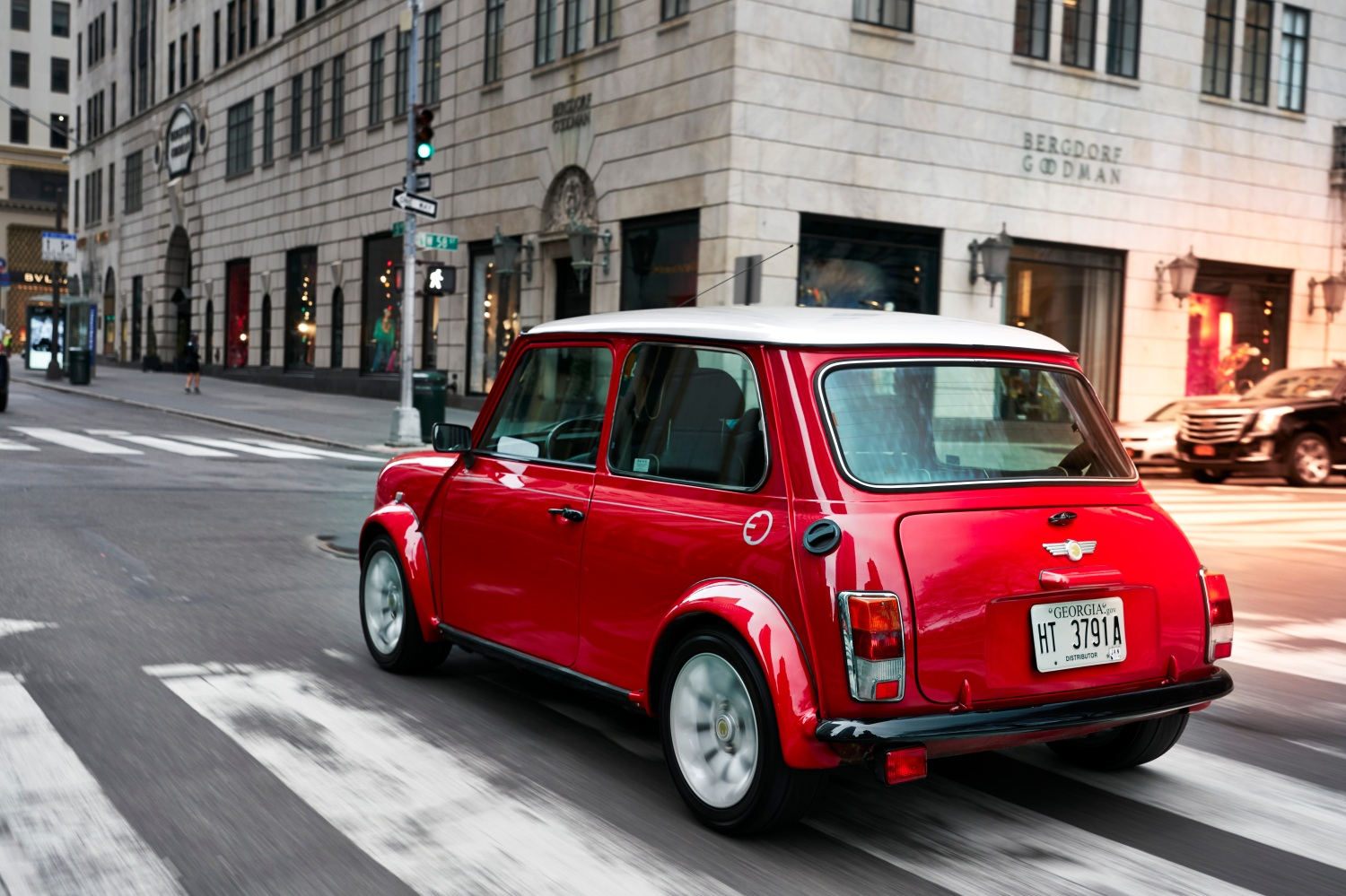 This Electric 1959 Mini Cooper Is Everything That S Right In The