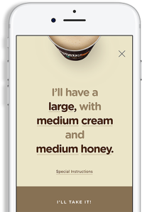 phone 2 - Philz Coffee's order-ahead app rolls out to all stores – TechCrunch