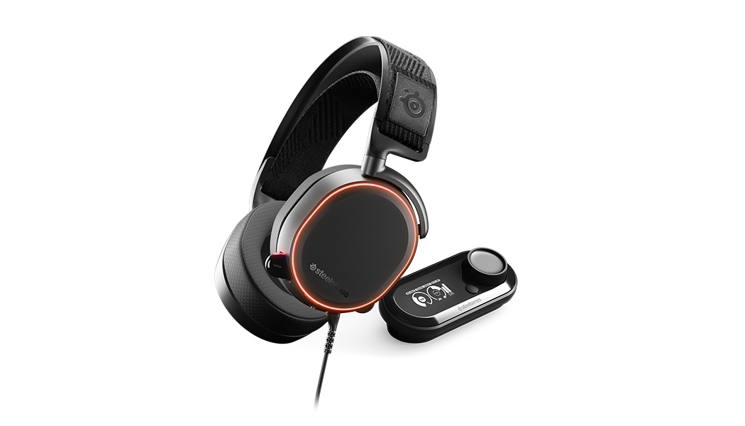 The SteelSeries Arctis Pro lineup is a new high-water mark in comfort and quality