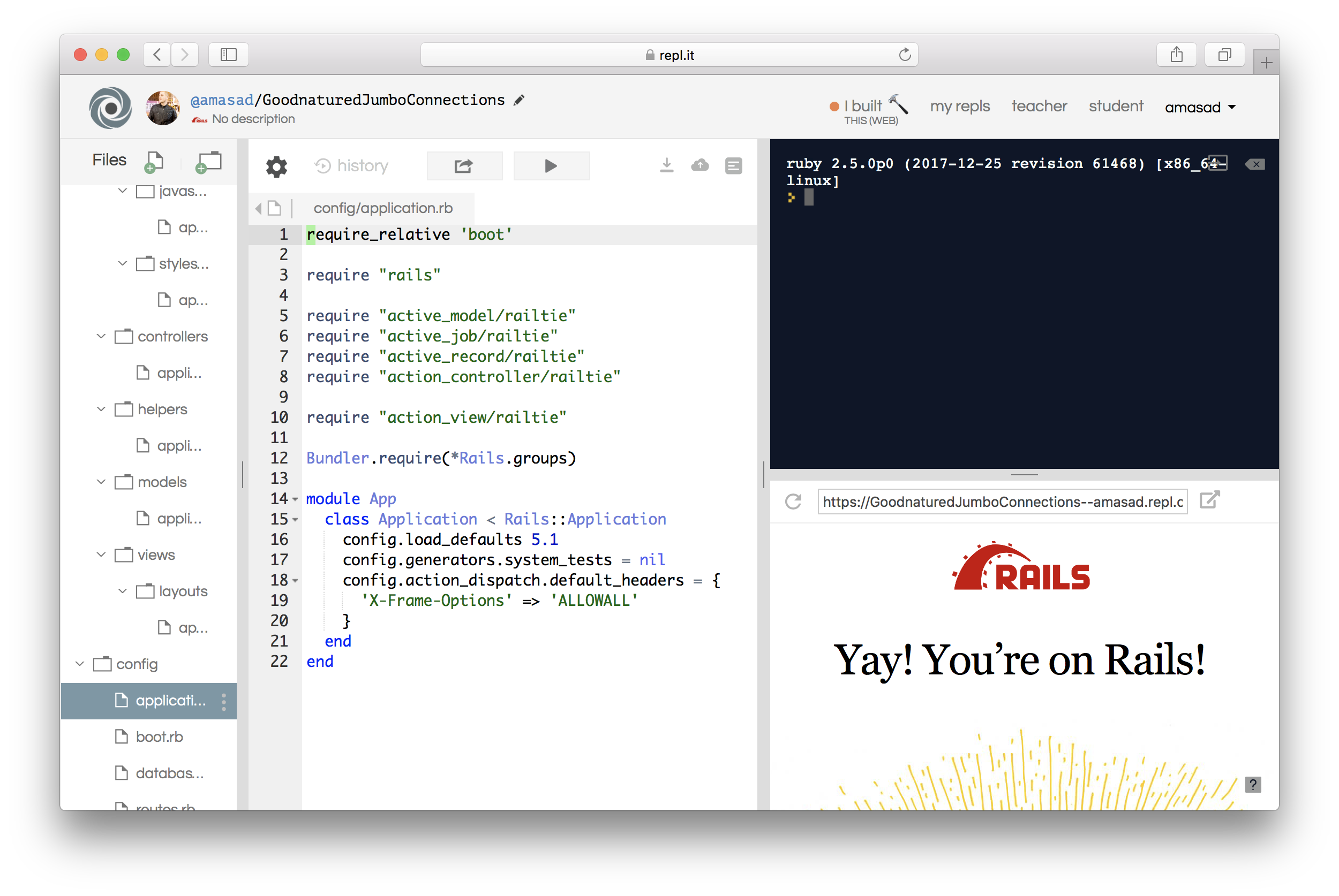 Repl it lets you program in your browser | TechCrunch