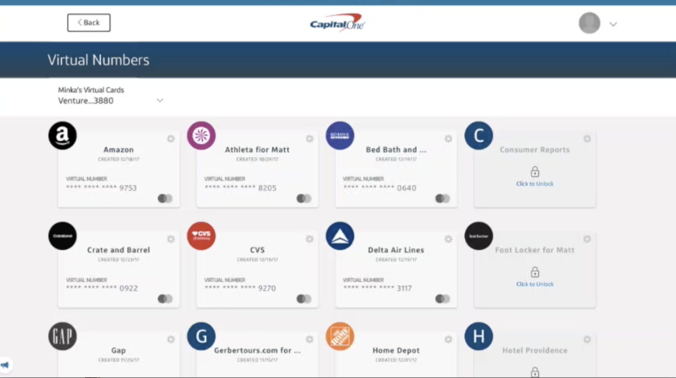 Check my capital one credit card balance online