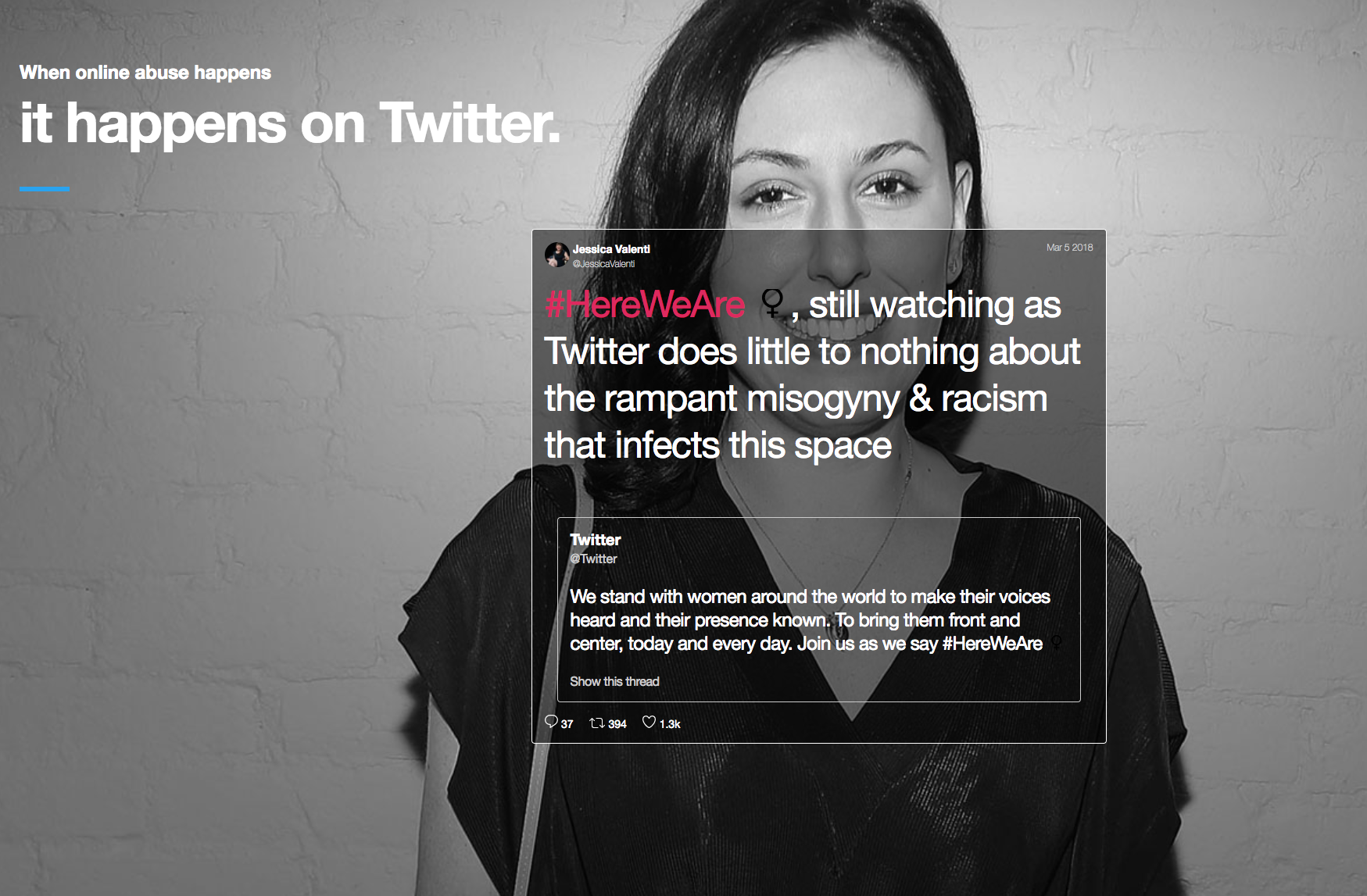 Twitter violates womens' human rights, according to Amnesty International