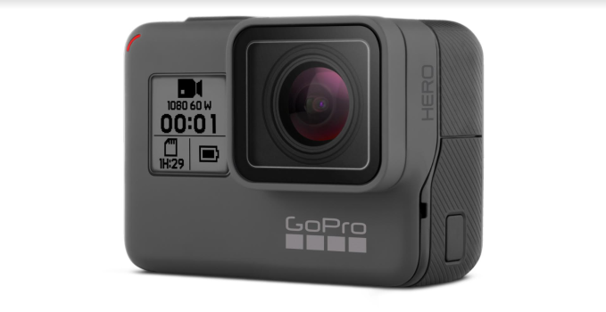 GoPro's new entry-level Hero camera is $199 and lacks 4K