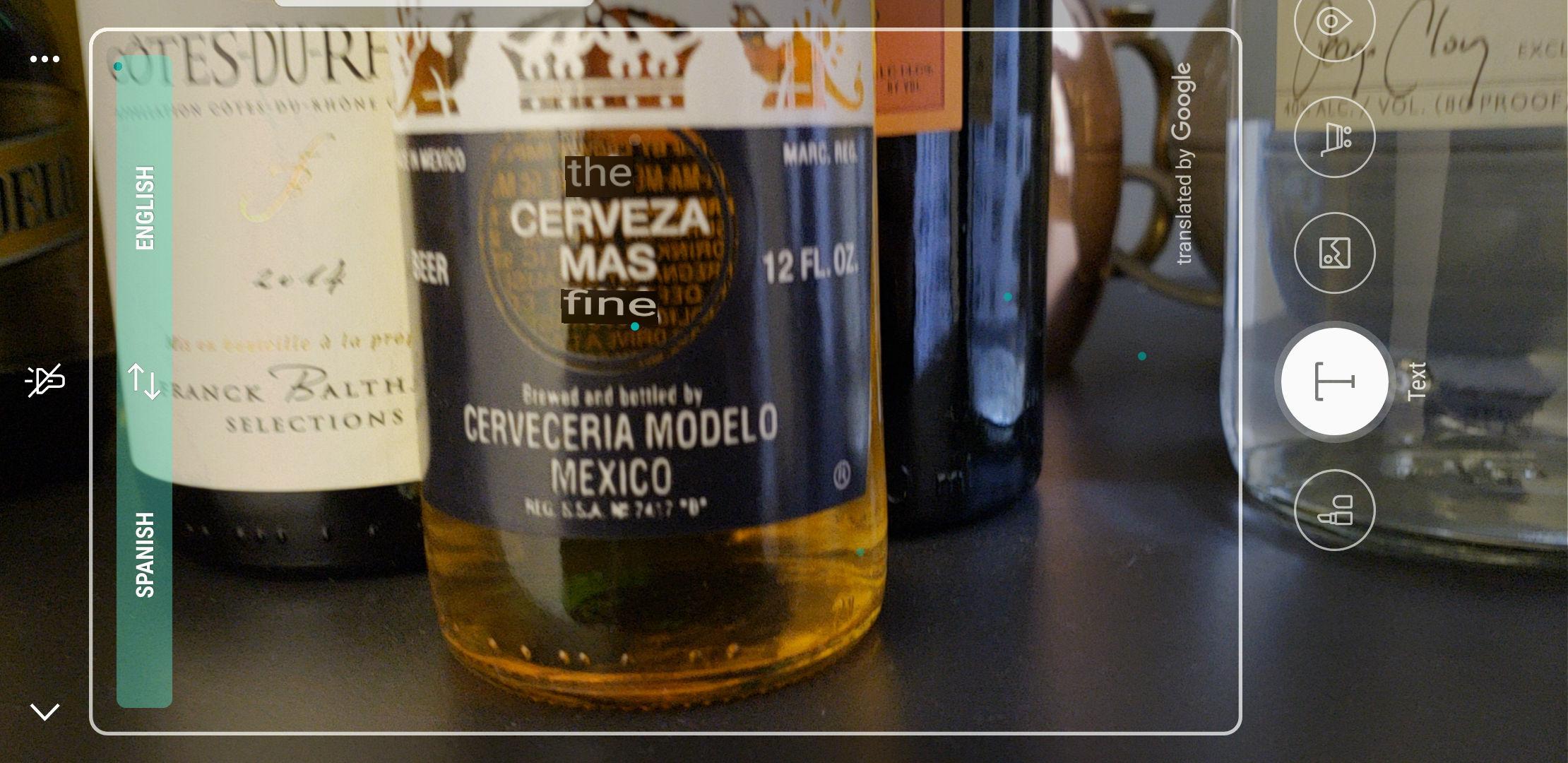 screenshot 20180307 142302 bixby vision - Samsung Galaxy S9+ review – TechCrunch