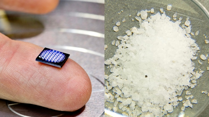 IBM working on 'world's smallest computer' to attach to just