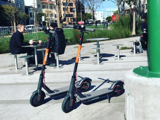 Shared Electric Scooters Probably Won't Return to SF Until August
