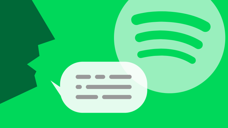 Spotify tests native voice search groundwork for smart speakers spotify voice control stopboris Gallery