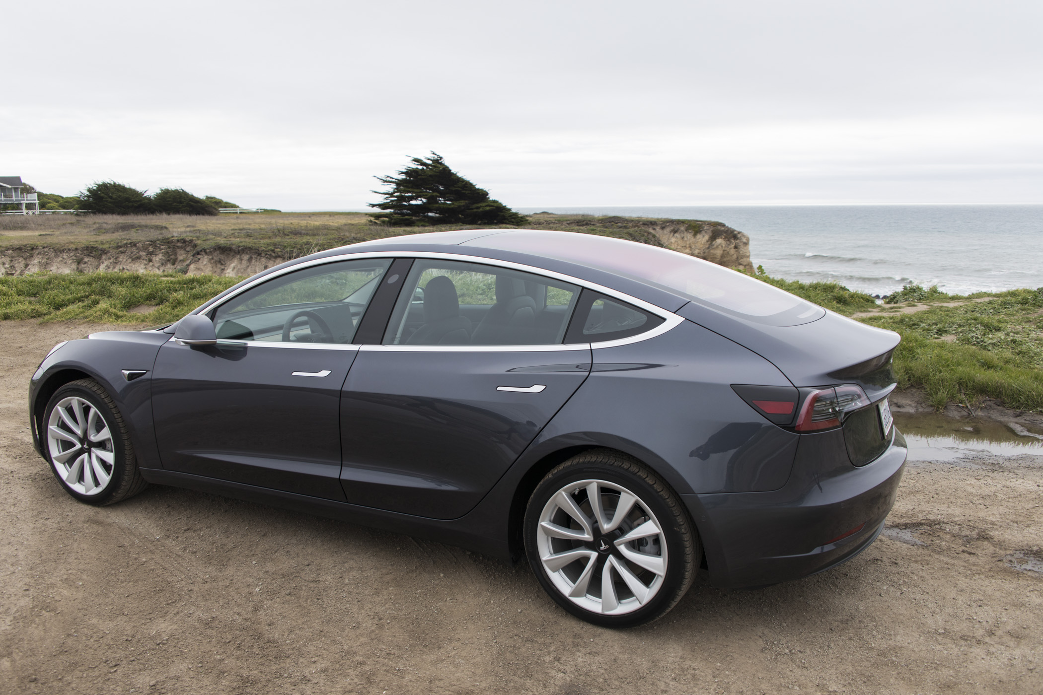Tesla earnings show record revenues with record losses
