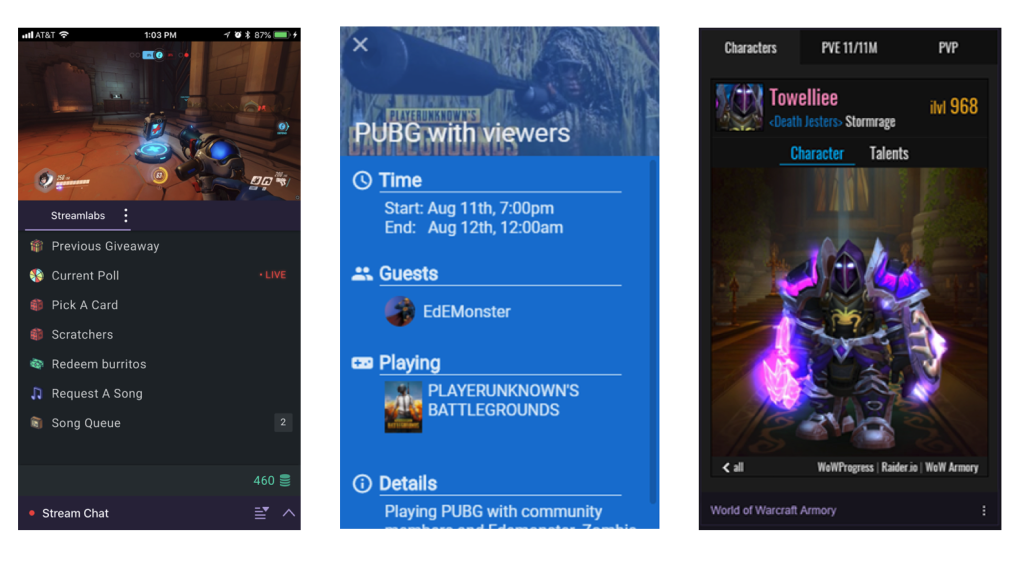 Twitch Extensions Not Working