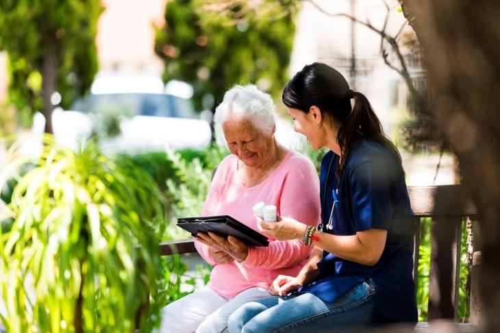 partners senior living