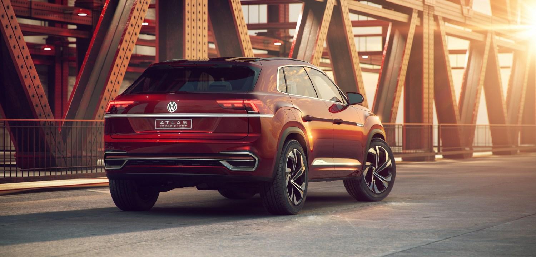 Volkswagen Atlas Cross Sport 1