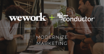 WeWork + Conductor