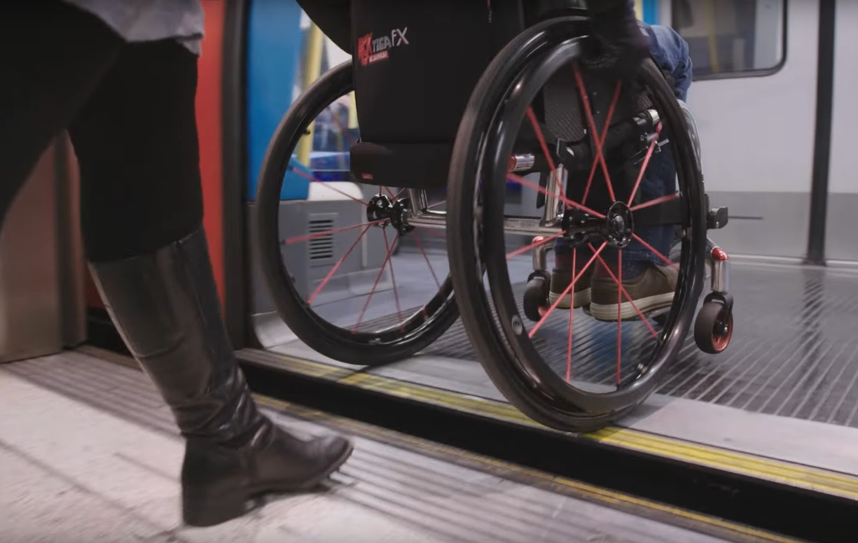 Google adds a wheelchair-accessible option for transit maps