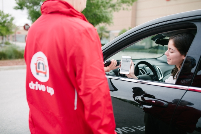 Target expands its 'Drive Up' service to 270 stores across Florida, Texas and the Southeast