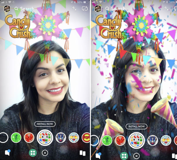Snapchat now lets advertisers sell products directly through Lenses